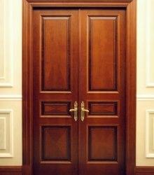 Купить входные двери из массива, цена от производителя в
